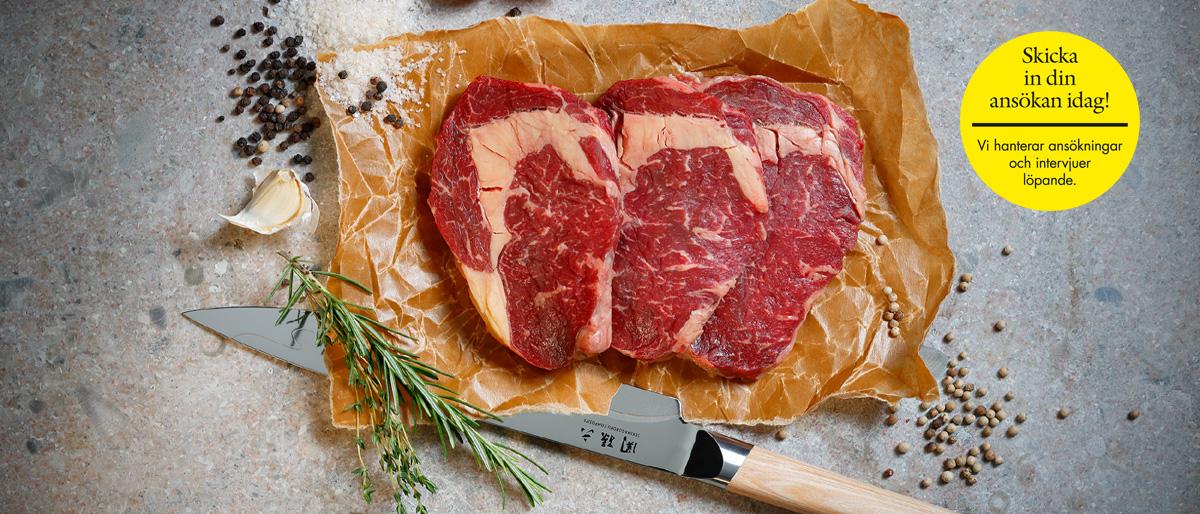 Permalänk till: Vi älskar kött